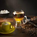 Een klein glaasje 'sterke' koffie